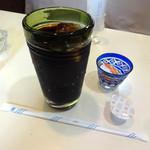 コーヒーショップ桂 - ドリンク写真:アイスコーヒーです