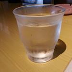 なまはげや - 日本酒グランドメニュー秋田の地酒から北鹿390円