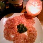 リングラツィオ - イタリア産サラミは、ナポリとミラノがあります。昔より味が落ちました。