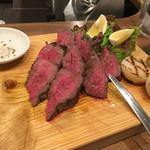 マカロニ - 熟成肉のビステッカ アッラ マカロニ 250g