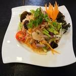 54340479 - 海老と野菜の春雨炒め