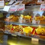 しゃり工房 - 惣菜系の販売ケース