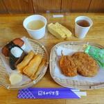 しゃり工房 - 朝食例