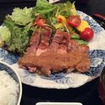 肉料理と大地の恵み ひなた - ポークジンジャー