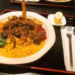 ヌワラカデ - 料理写真:NUWARAプレート