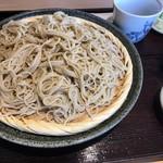 矢乃家 - ざるそば