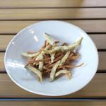 恵比寿 箸庵 - サクサクで美味〜♬