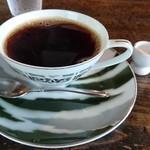 喫茶室 豆灯 - トラジャ