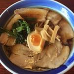 くいどころ里味 - 料理写真:『ちゃーしゅーめん』842円