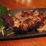 hakatasumibiyakitoritoriwo - プルかりの豚足