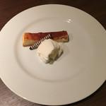 ワインレストラン ドミナス - チーズケーキ