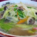 おんがラーメン - 野菜