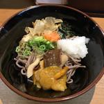 出雲そば大黒屋 - おろしなめこ蕎麦(790)