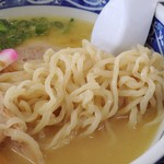 虎龍 - うどん 虎龍(中華蕎麦 小)
