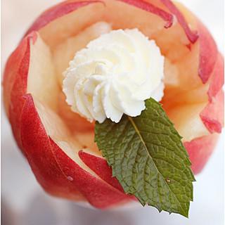 桃の農家カフェ ラペスカ - 料理写真: