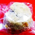 ブーランジェリー餡 - 胡麻と杏子と豆乳のスコーン¥162(税別)