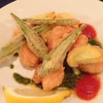 Zappa - 海老と野菜のフリット