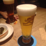 世界のビール博物館 - 2杯目