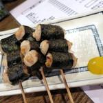 とりきん - 納豆つくね_150円×3