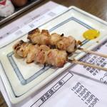 とりきん - とり精肉_150円×2