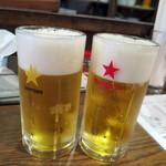 とりきん - 生ビール_500円