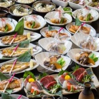 """新鮮な魚と郷土料理にて、食材と味を通して""""おもてなし""""を。"""