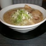 和一 - じとじとラーメン 500円 (朝ラー価格)