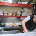 中華のカトウ - 厨房