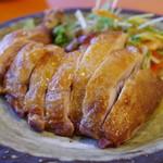 四川料理 巴蜀 - 北京人民大会堂(迎賓館)式鶏香り揚げ