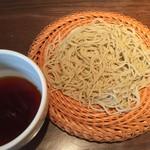 54373506 - ①利き蕎麦(福井県産十割)