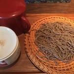 54373551 - 粗挽き熟成蕎麦(長野県産 もり)