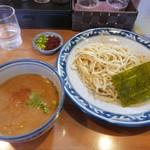 浜屋 - 【エビ辛しつけそば…800円】♫2016/7