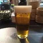 いろどり - 生ビール(香るエール)