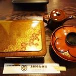 上村うなぎ屋 - うな重(吸物付き) 2,600円