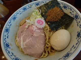 煮干中華そば鈴蘭 新宿店