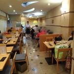 おさかな食堂 - 店内