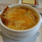 5438672 - 前菜 オニオングラタンスープ