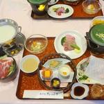 54380068 - 夕食(1)