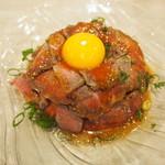 ビフロスト - ローストビーフ丼