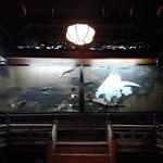 Taiyoshihyakuban - 顔見せの雛壇。指名場ですね