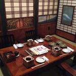 津軽じょっぱり漁屋酒場 - 3階の個室