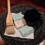 津軽じょっぱり漁屋酒場 - 干し餅