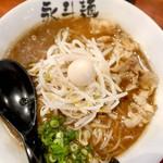 永斗麺 - サンマらーめん醤油
