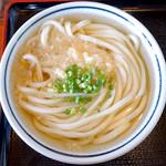 上野製麺所 - かけそのまま