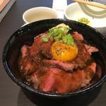 54387394 - ローストビーフ丼