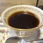 熊谷珈琲 - フレンチプレスで淹れたコーヒーです