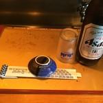 ぎふ初寿司 - ドリンク写真: