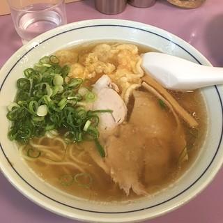 めん処 みやち - 天ぷら中華 並