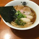 54388538 - 鶏煮干醤油らぁ麺