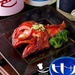 和食酒場 煮っこり - 金目の煮つけ